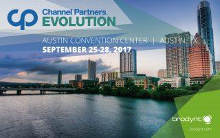 Channel Partners Evolution 2017