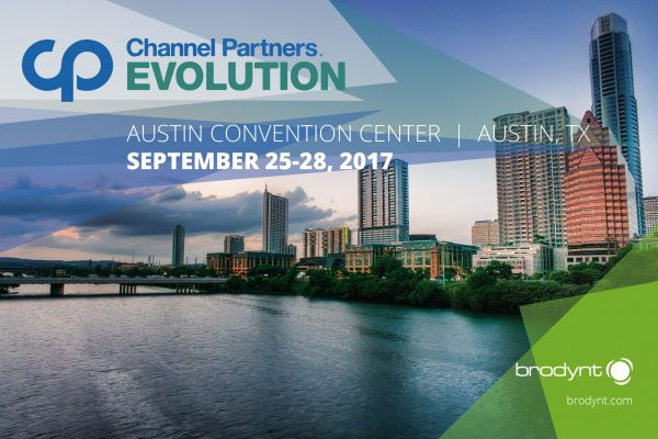 Channel Partners Evolution 2017