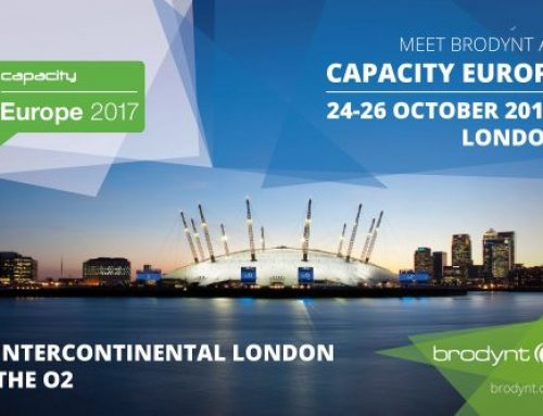 Brodynt Attending Capacity Europe and 2 More European Events