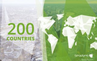 Happy 200 Countries!