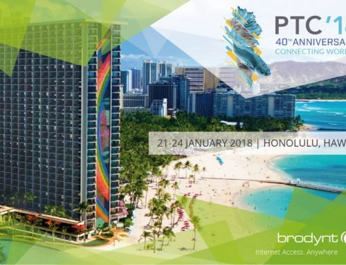 Brodynt Will Be At PTC 2018