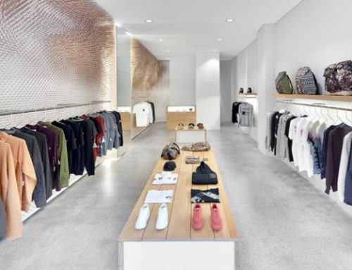 BUSINESS CASE: GLOBAL CLOTHING STORES USING IPSEC-VPN