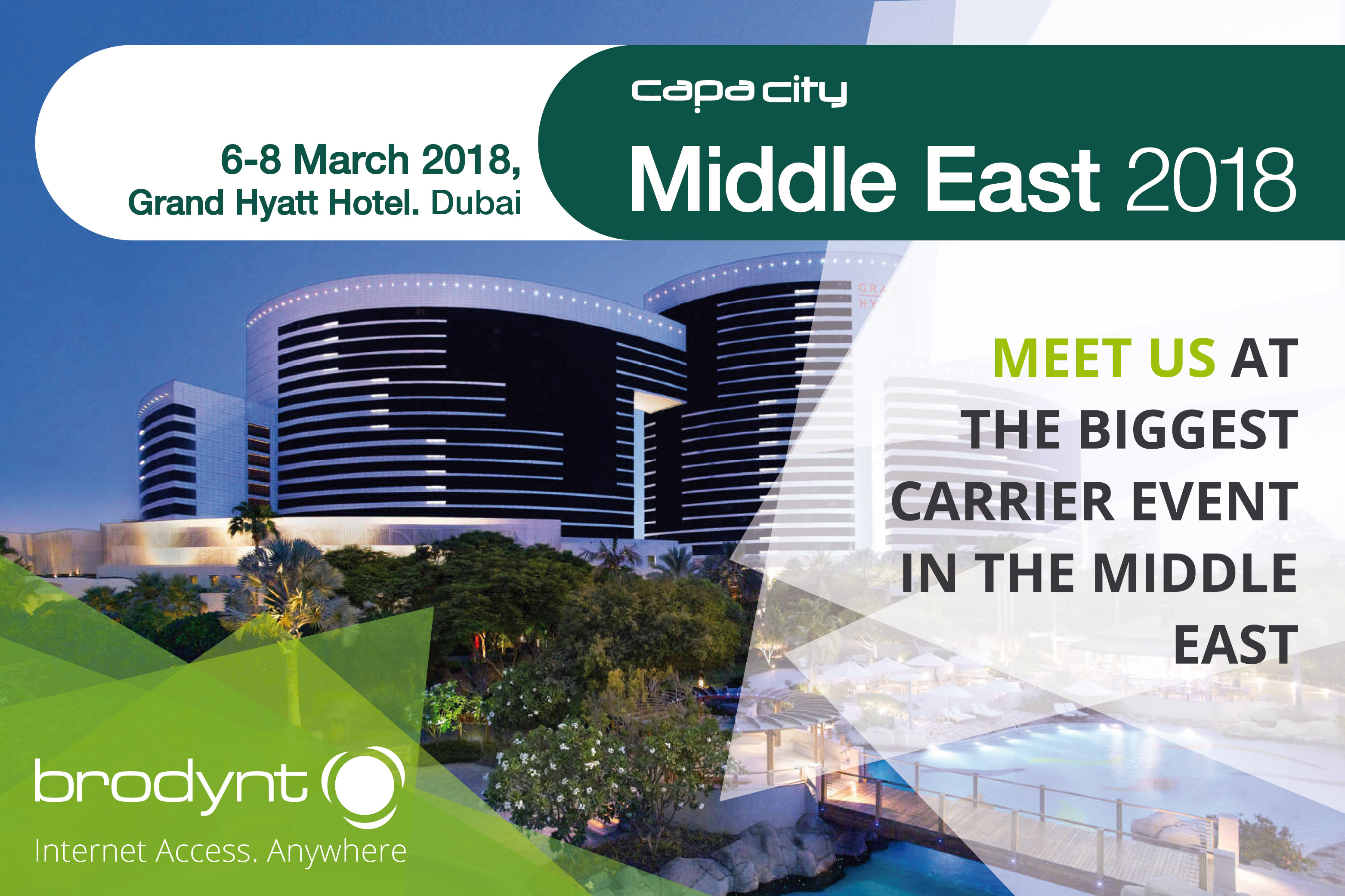 Capacity Middle East