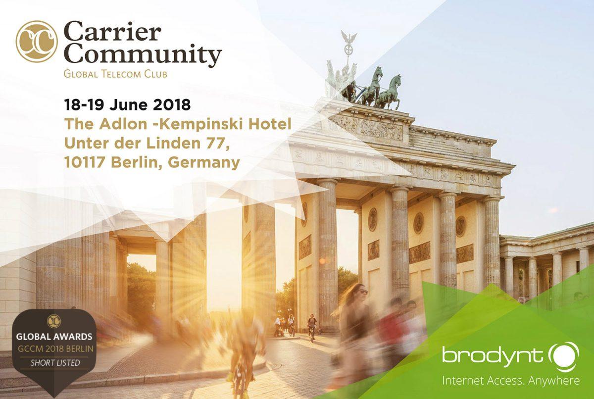 GCCM Berlin & Awards