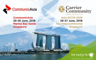 CommunicAsia GCCM Asia