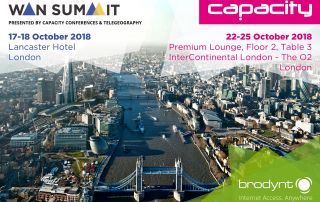 Capacity Europe and WAN Summit 2018
