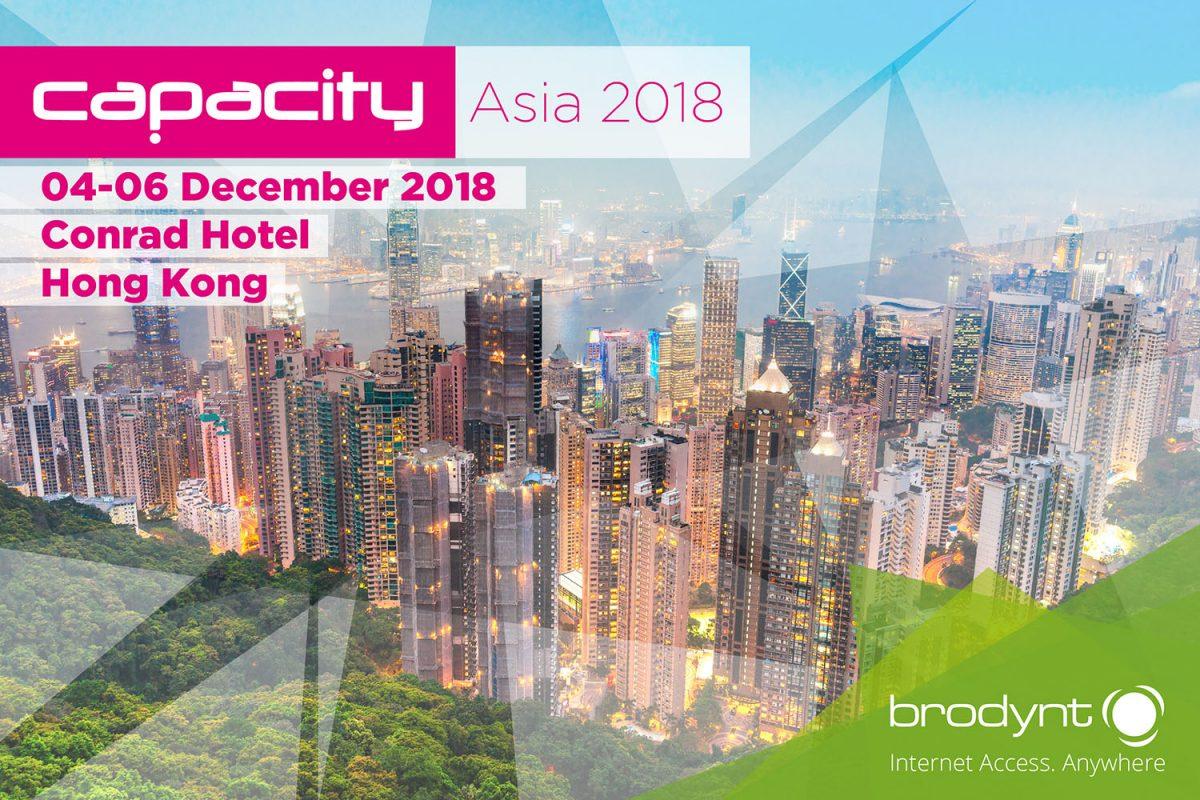 Capacity Asia 2018