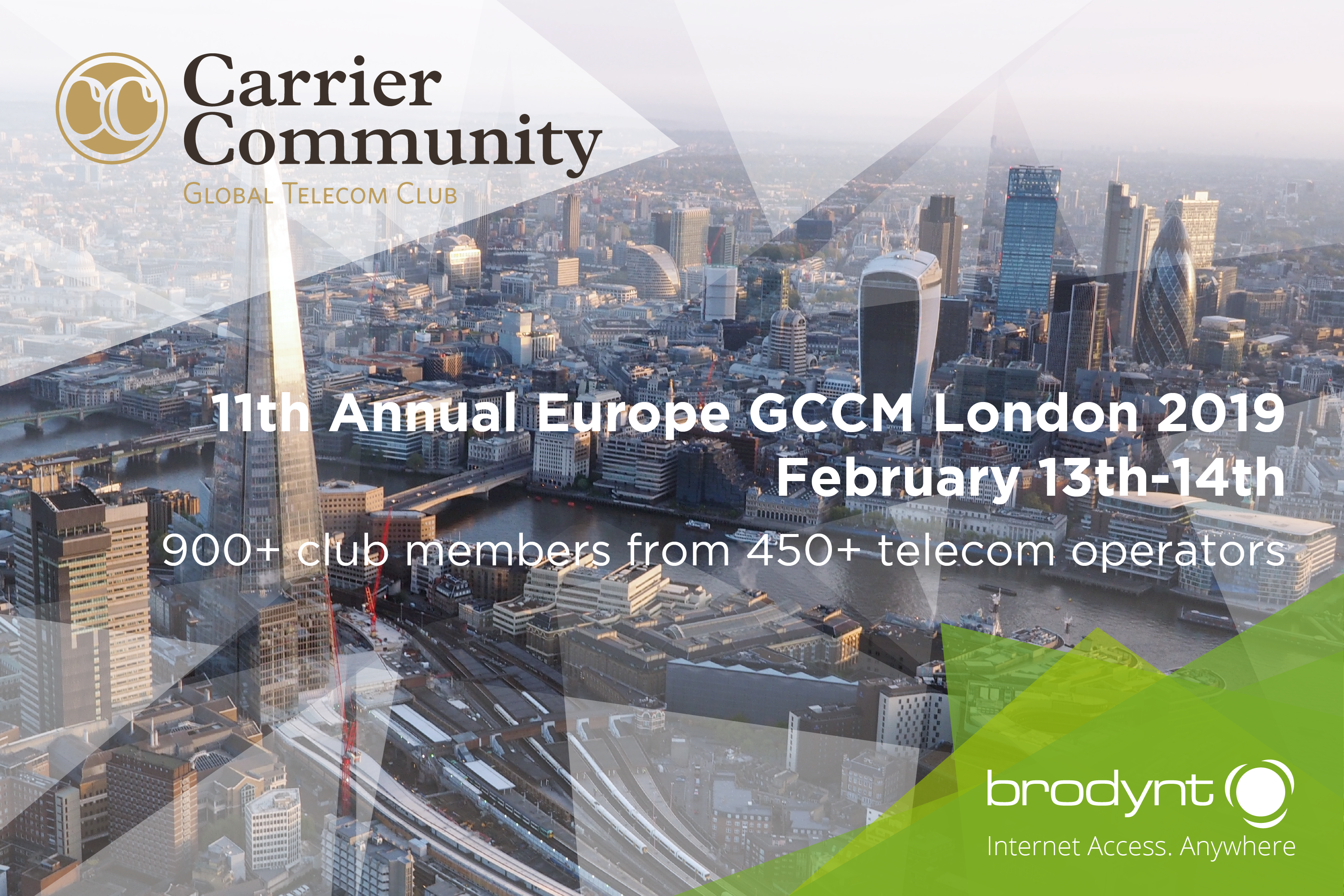 GCMM London 2019