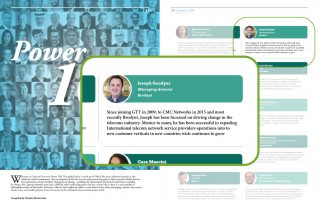 Most influential telco people