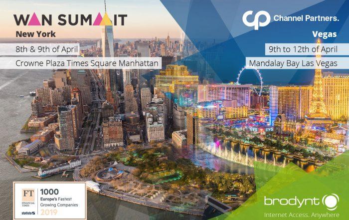 Wan Summit NYC Channel Partners