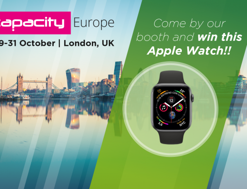 Events in October: Wan Summit London & Capacity Europe