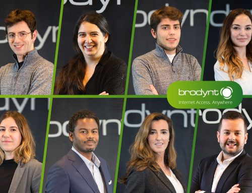 Hot topic: more job openings! Who will be our next Brodynter?