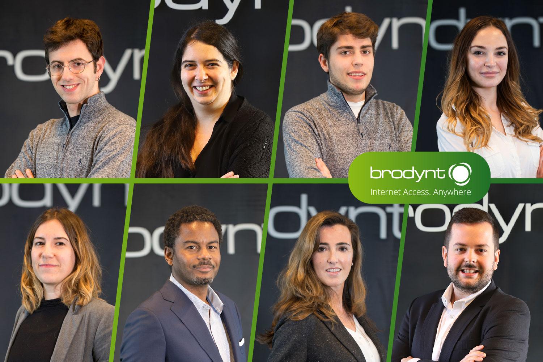 Brodynt Global team