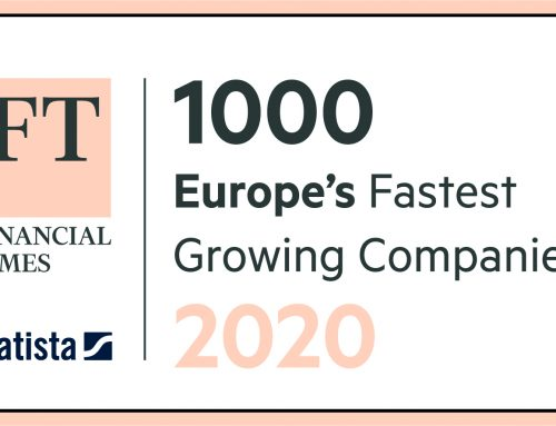 Brodynt as one of the fastest-growing companiesinEurope
