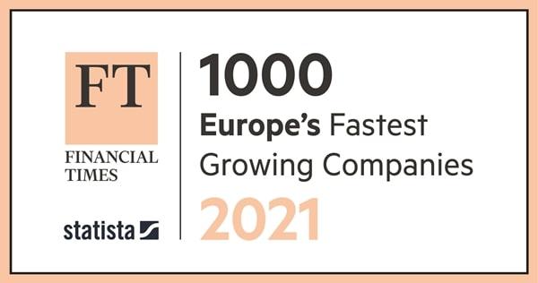 Brodynt Europe's Fastes Growing Companies