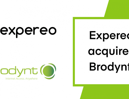 Brodynt joins forces with Expereo